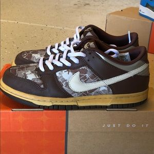 Nike Dunks - Chocolate/Birch